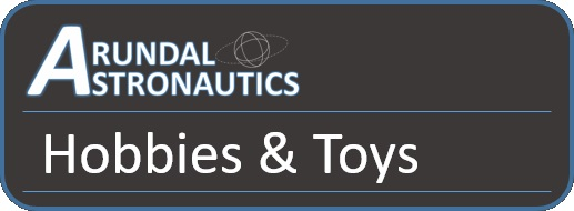 Space Toys & Hobbies Product Links